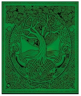 Celtic Tree Tapestry