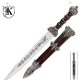 Historically Inspired Dark Ages Medieval Knights Dagger
