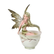 Amy Brown Green Tea Fairy