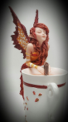 Amy Brown Apple Cider Cinnamon Faery