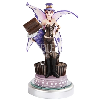 Chocolate Bar Sugarsweet Fairy Statue