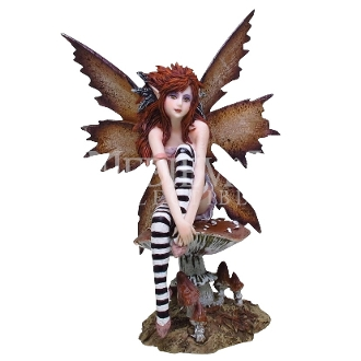 The Naughty Fairy Statue
