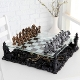 Dragon Graveyard Chess Set