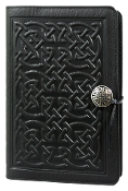BOLD CELTIC LEATHER REFILLABLE JOURNAL