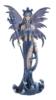 Water Fairy Statue