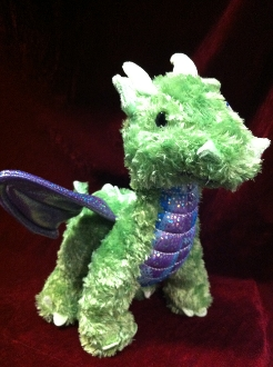 Zephyr Dragon Plush