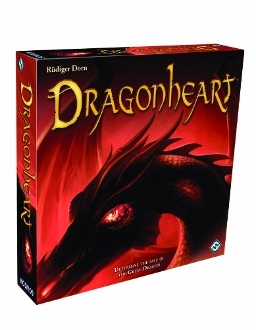 Dragonheart Board Game