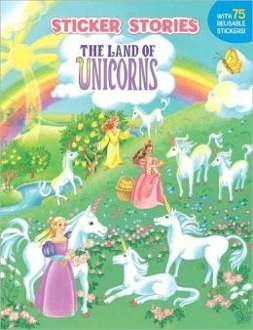 The Land of Unicorns (Sticker Stories)