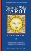 Univeral Waite Tarot Deck and Book Set