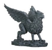 Standing Griffin