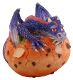 Hatching Blue Dragon