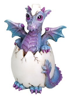 Bindy the Dragon Hatchling