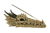 Dragon Skull Stick Incense Burner