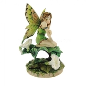 Morning Glory Fairy Statue