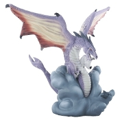 Wyvern in Flight Statue