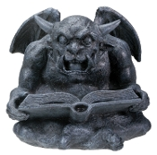 Reading Gargoyle