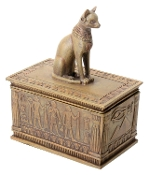 Sandstone Colored Bastet Box