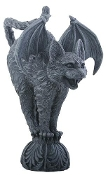 BAT WING CAT GARGOYLE