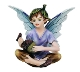 Boy Fairy with Acorn