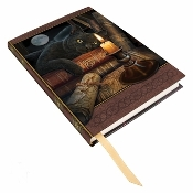 The Witching Hour Embossed Journal