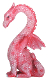 Pink Love Dragon