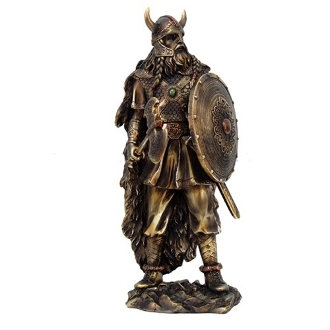 Standing Viking Warrior