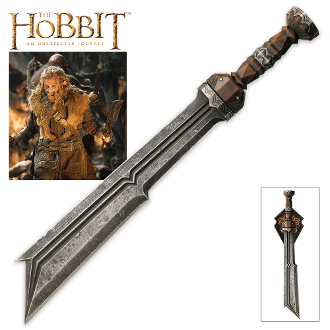 The Hobbit- Sword of Fili
