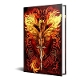 FLAME BLADE EMBOSSED JOURNAL