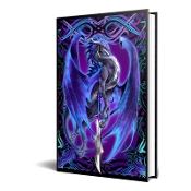 STORM BLADE EMBOSSED JOURNAL