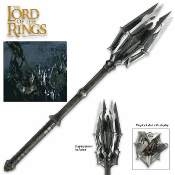 Mace of Sauron & One Ring